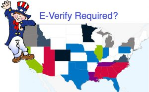E-Verify Required